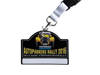 badge met key-cord